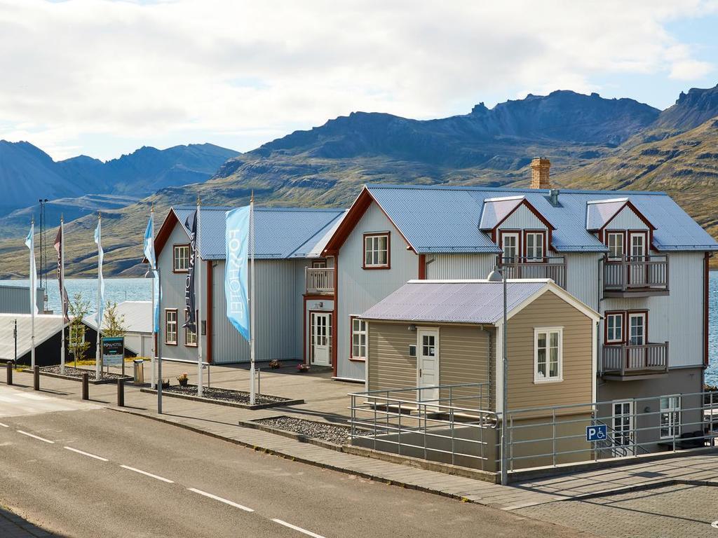 Fosshotel Eastfjords *** in Fáskrúðsfjörður