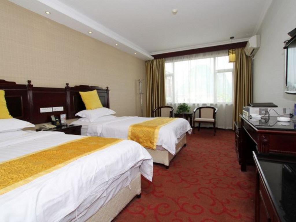 Hotel Starway*** in Yangshuo