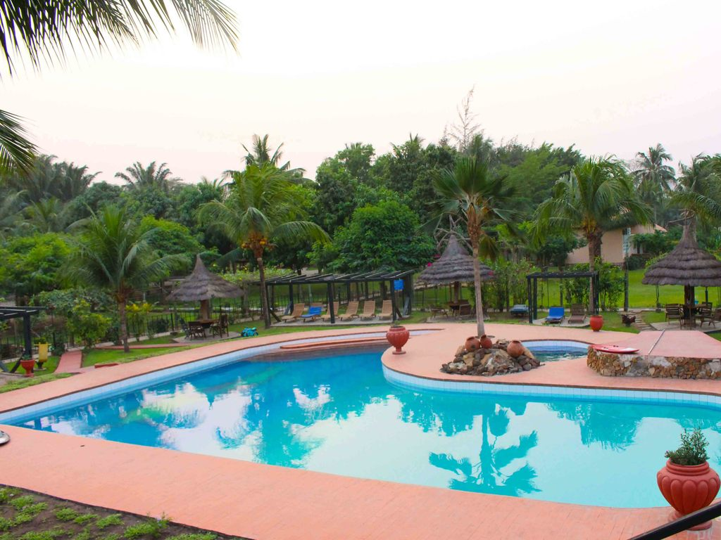 Afrikiko River Front Resort *** in Akosombo