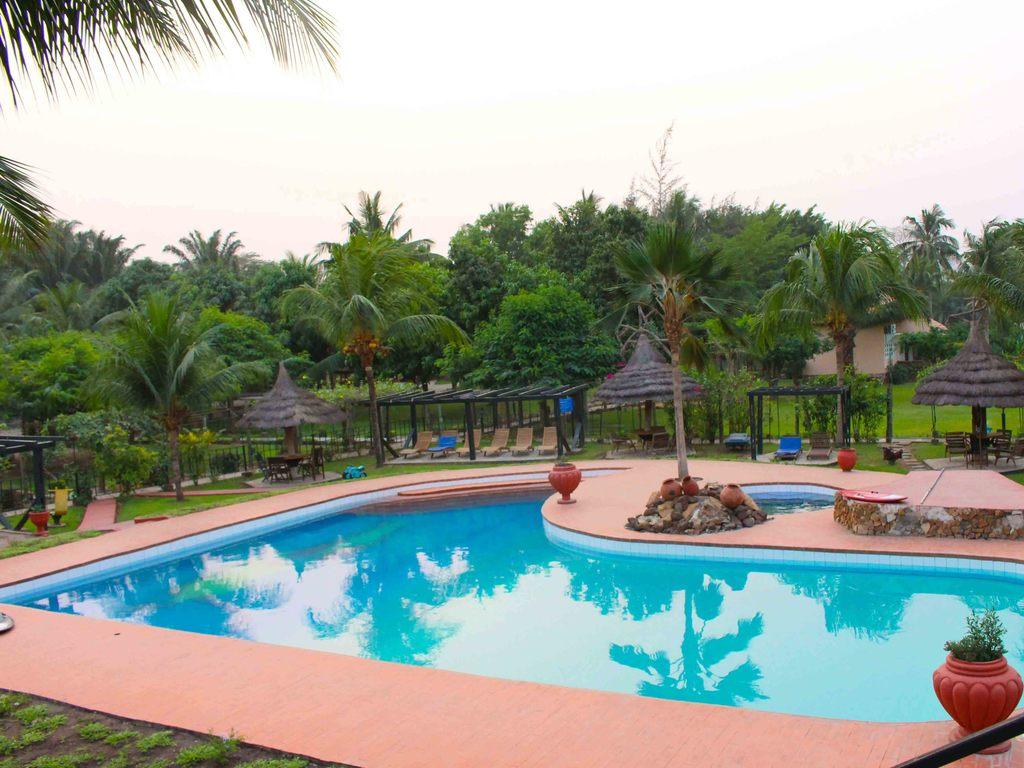 Afrikiko River Front Resort *** in Akosombo