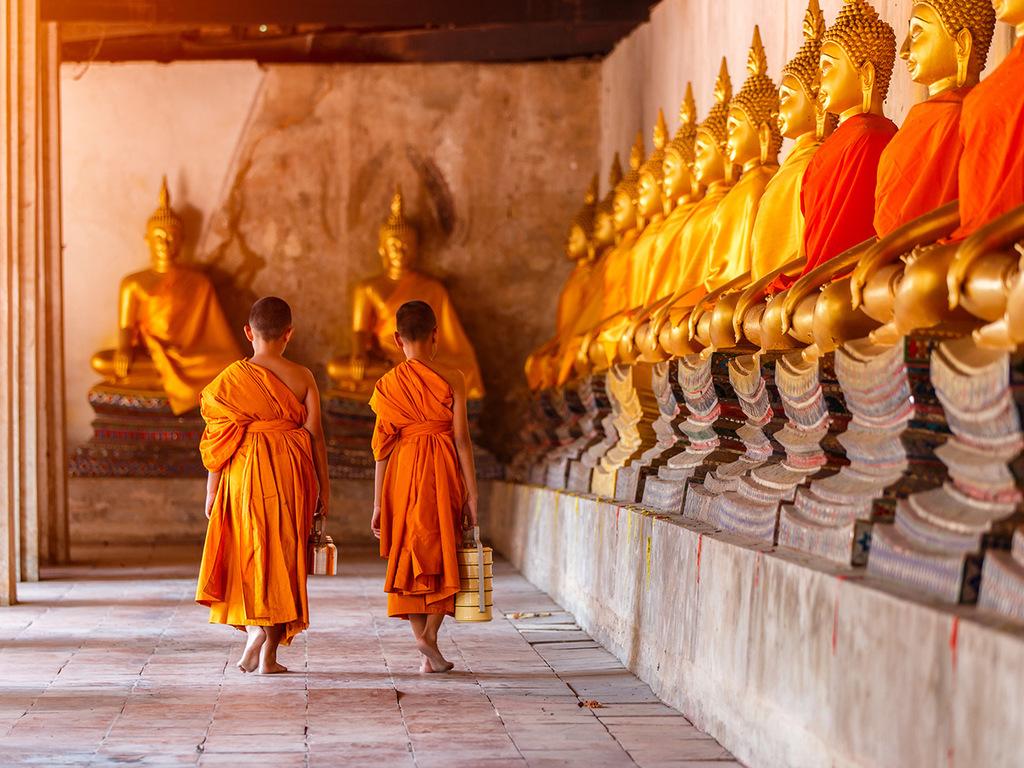 Siem Reap / Angkor : Besichtigung der Tempel mit Tuk Tuks: Angkor Wat, Bayon-Tempel, Elefantenterrasse, Neak Pean, Preah Khan
