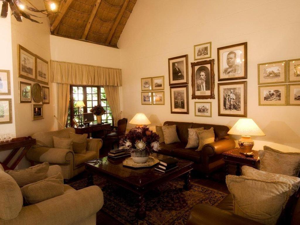 Ilala Lodge **** in Victoria Falls
