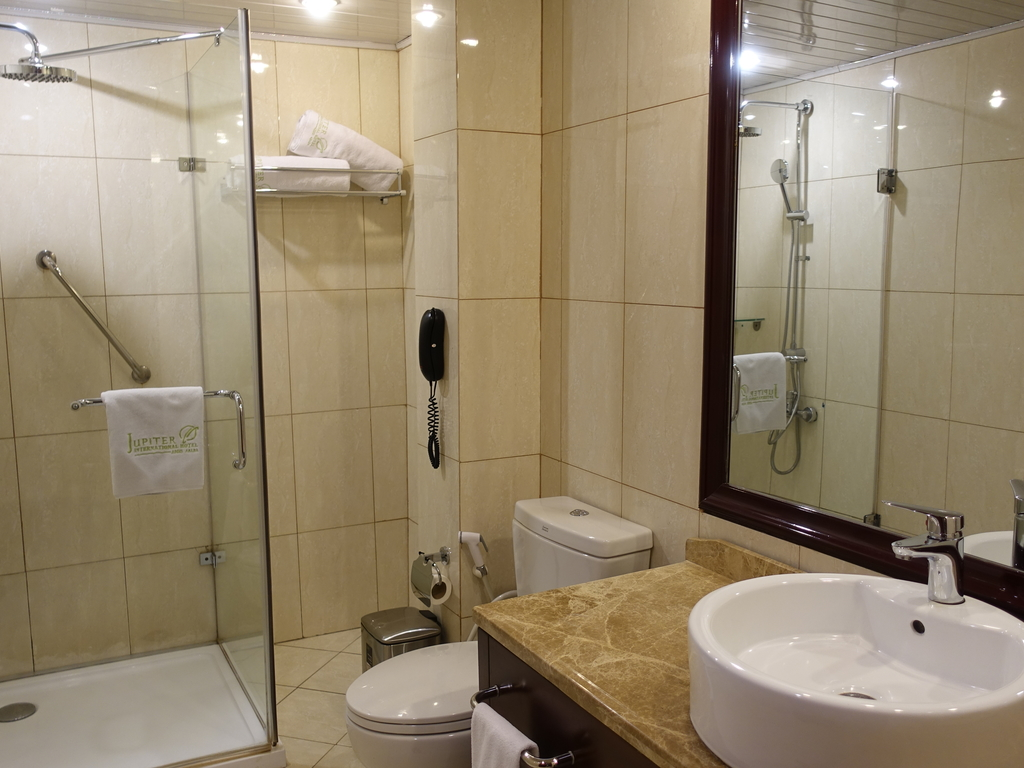 Jupiter International Hotel Bole **** in Addis Abeba