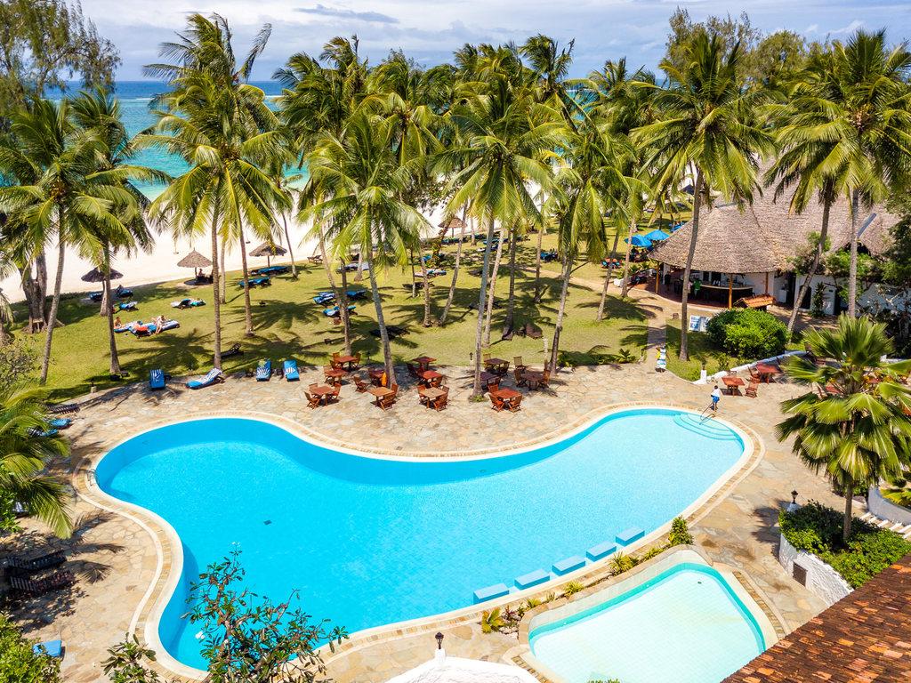 Diani Sea Lodge ***(*) am Diani Beach