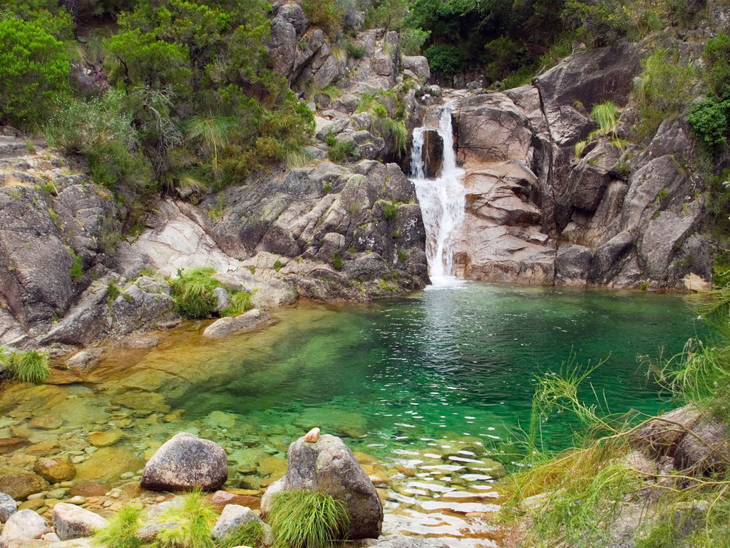 Gerês-Nationalpark: Wanderung im Gerês-Nationalpark, nachmittags frei