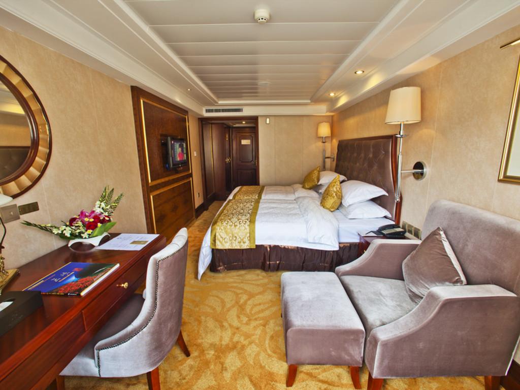 beispielhaftes Kreuzfahrtschiff  Yangzi-Kreuzfahrt