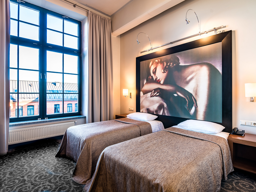Hotel Victoria**** in Kaunas
