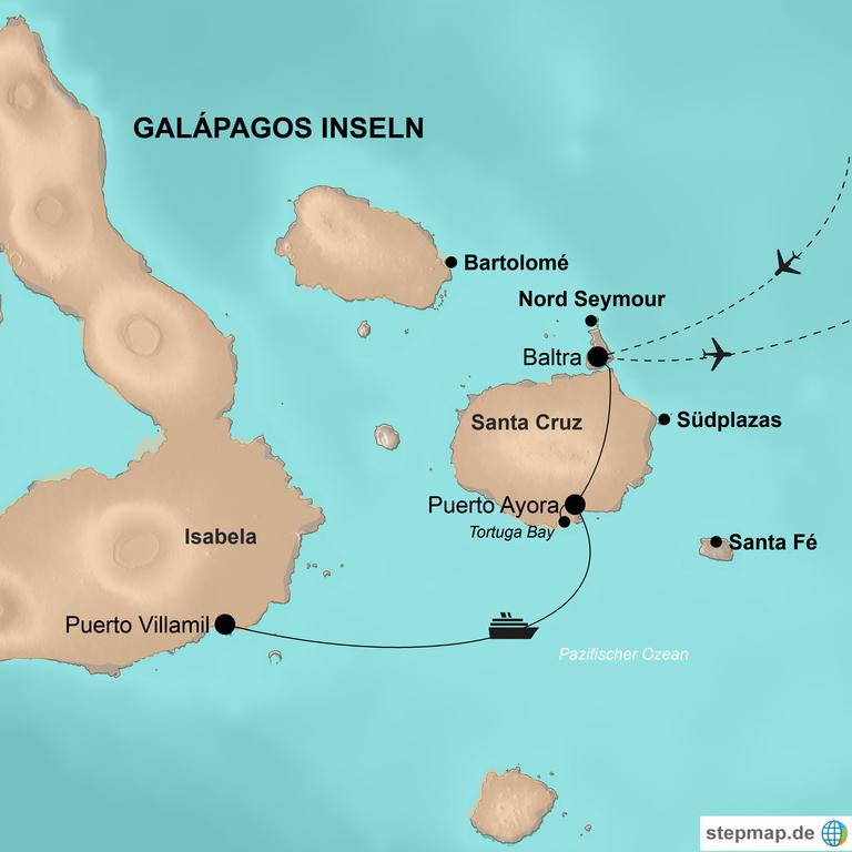 Peru und Ecuador mit Galápagos Inseln – Zwei vielfältige Andenländer