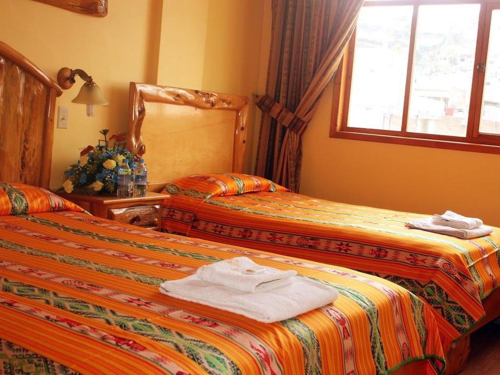 Hotel Santa Fe 1 ** in Otavalo