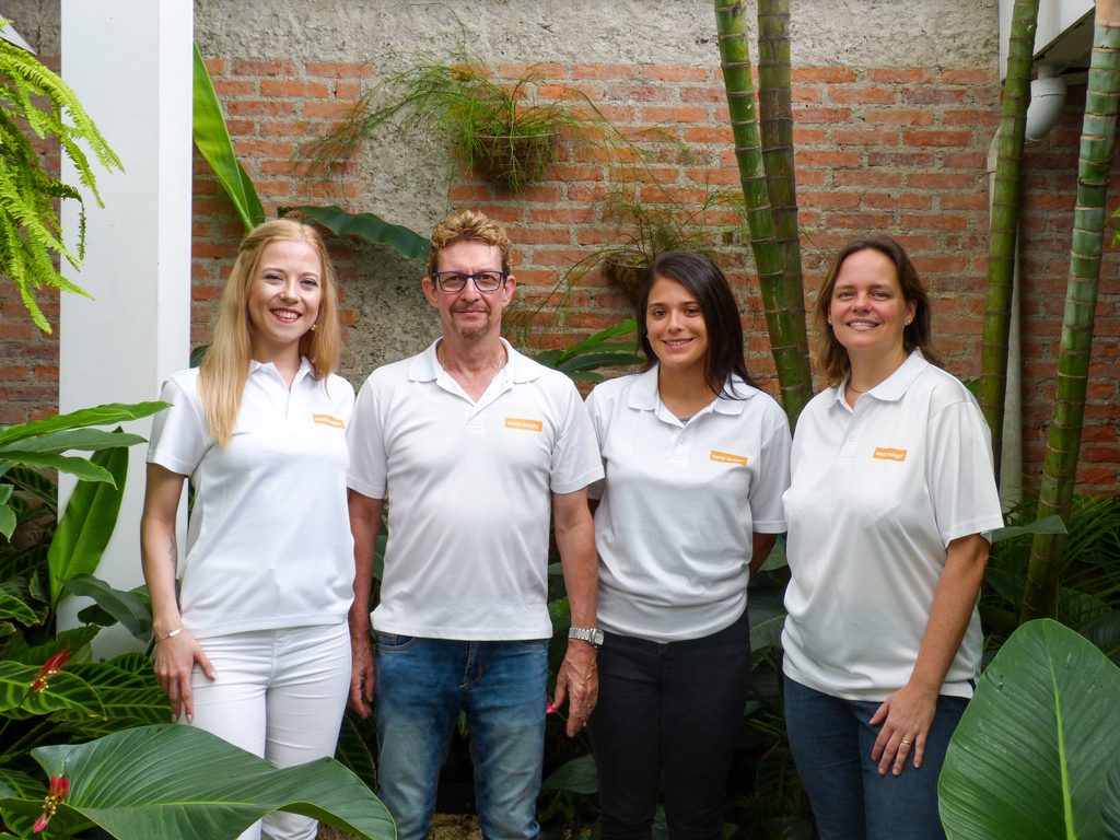 Unser Team in Costa Rica
