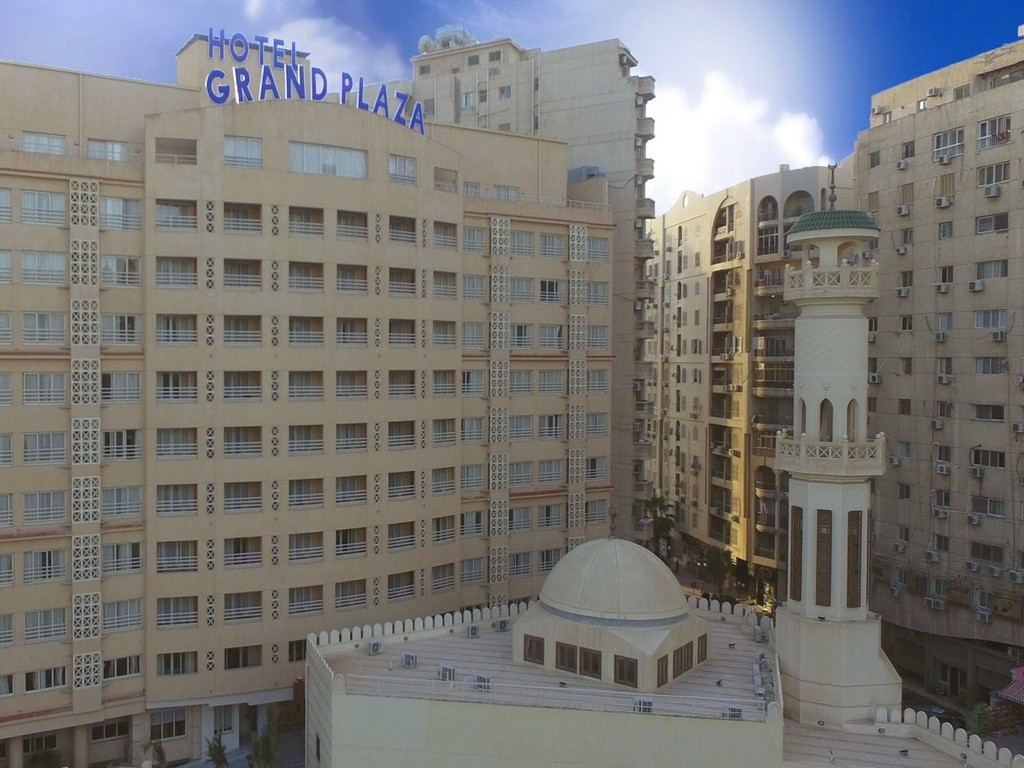 The Grand Plaza *** in Alexandria