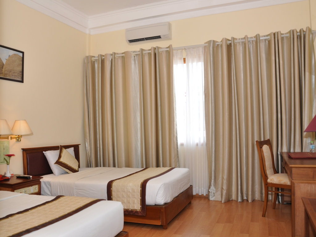 Hotel Saigon Cantho*** in Can Tho