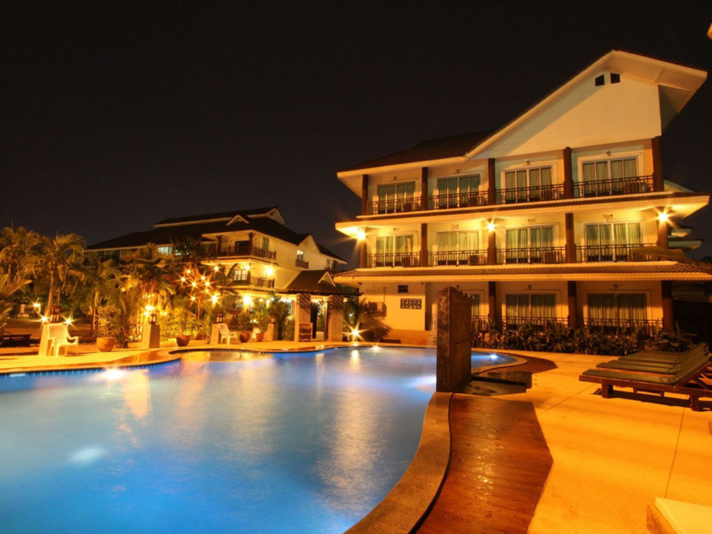 Hotel Diamond Park Inn*** in Chiang Rai