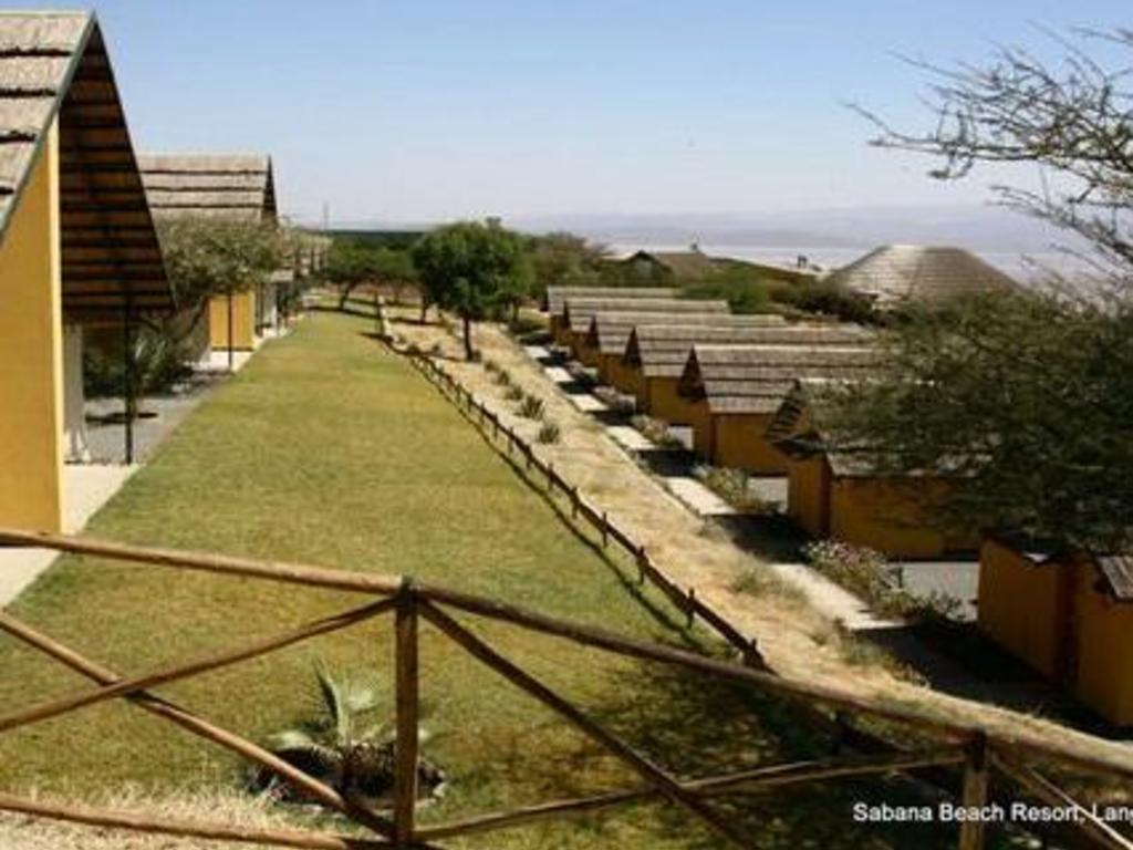 Sabana Beach Resort ***(*) am Langano-See