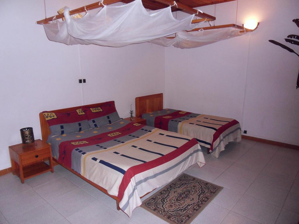 Hotel Centr'Est ** in Ranomafana