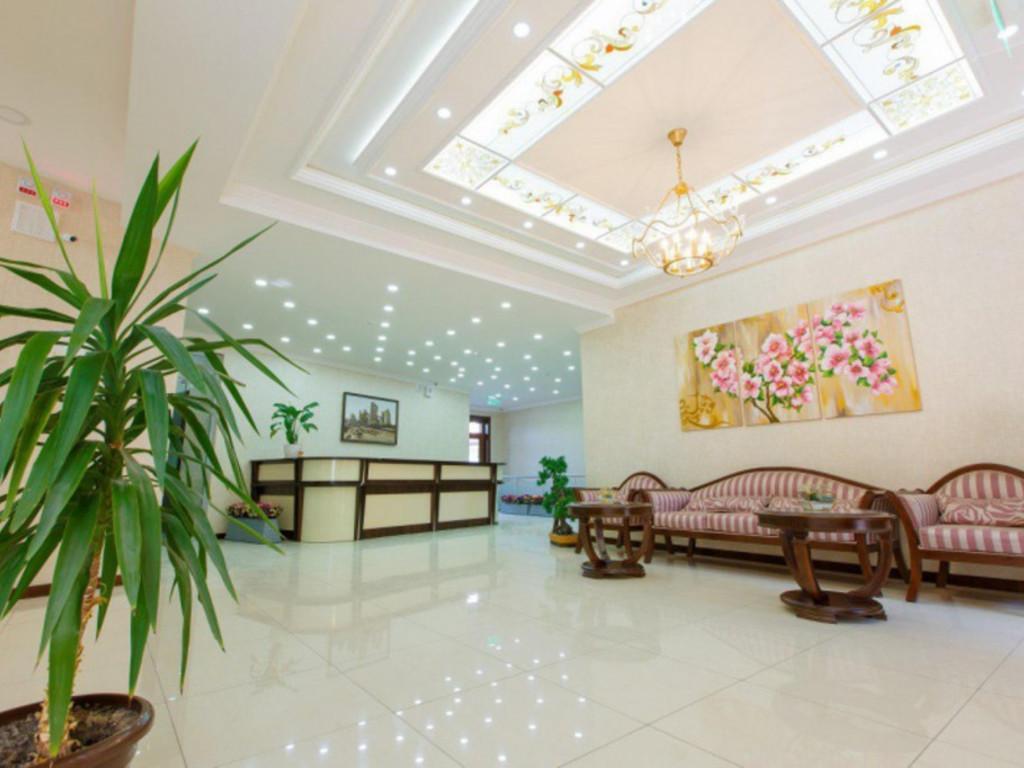 Hotel Navruz***(*) in Taschkent