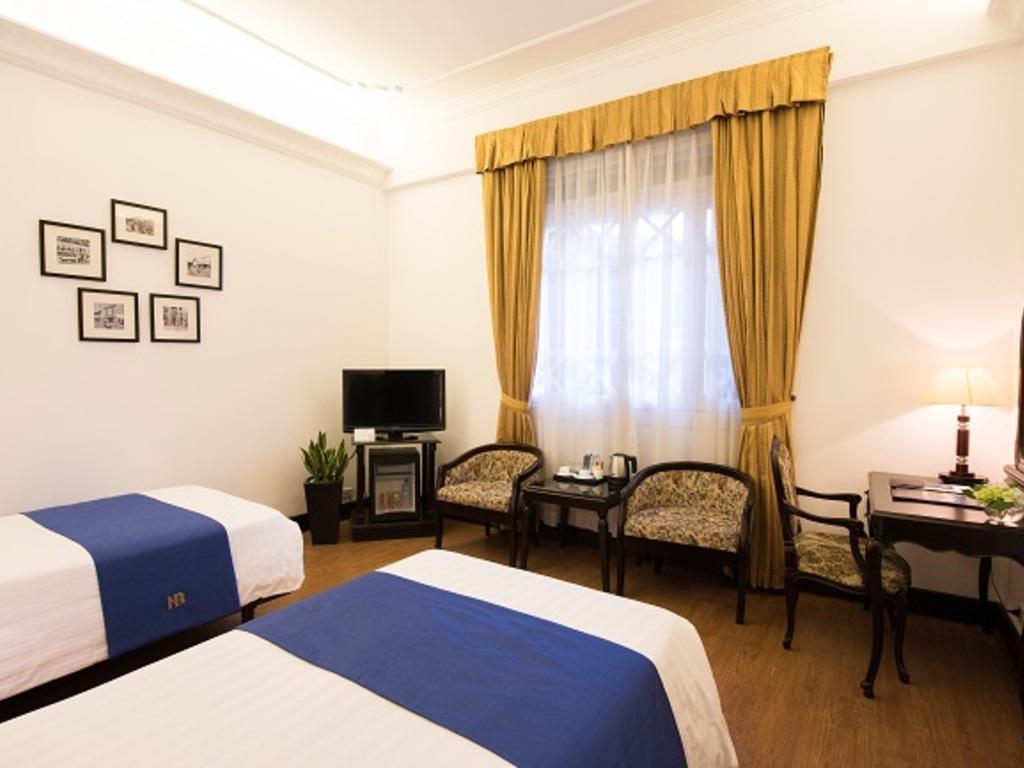 Hotel Hoa Binh*** in Hanoi