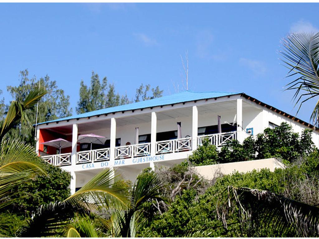 Casa do Mar *** in am Praia Tofo bei Inhambane