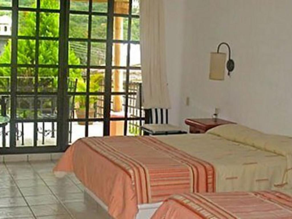 Hotel Nican Mo Calli*** in Tepotzlan