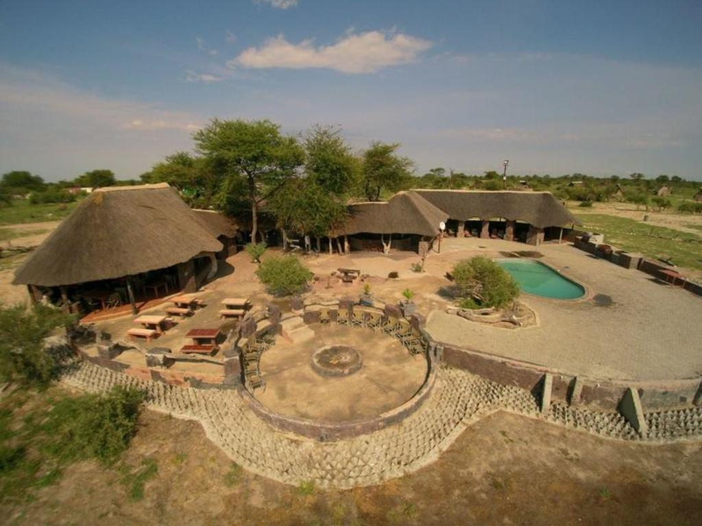 Elephant Sands Lodge *** bei Nata
