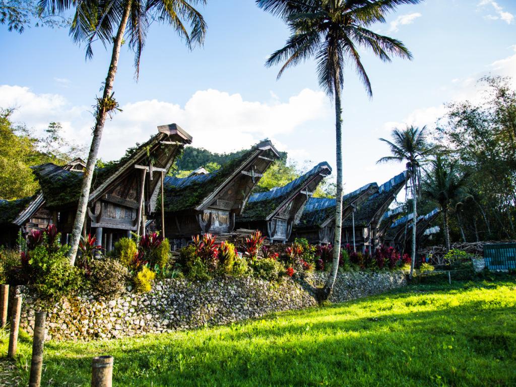 Rantepao: Besuch verschiedener Toraja-Dörfer
