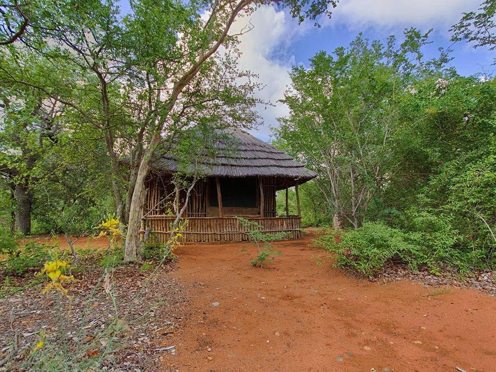 Covane Community Lodge **(*) am Massingir-Stausee