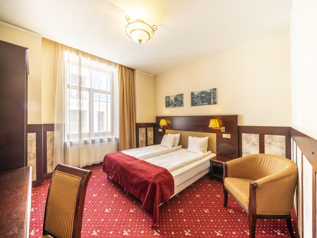 Hotel Rixwell Old Riga Palace*** in Riga