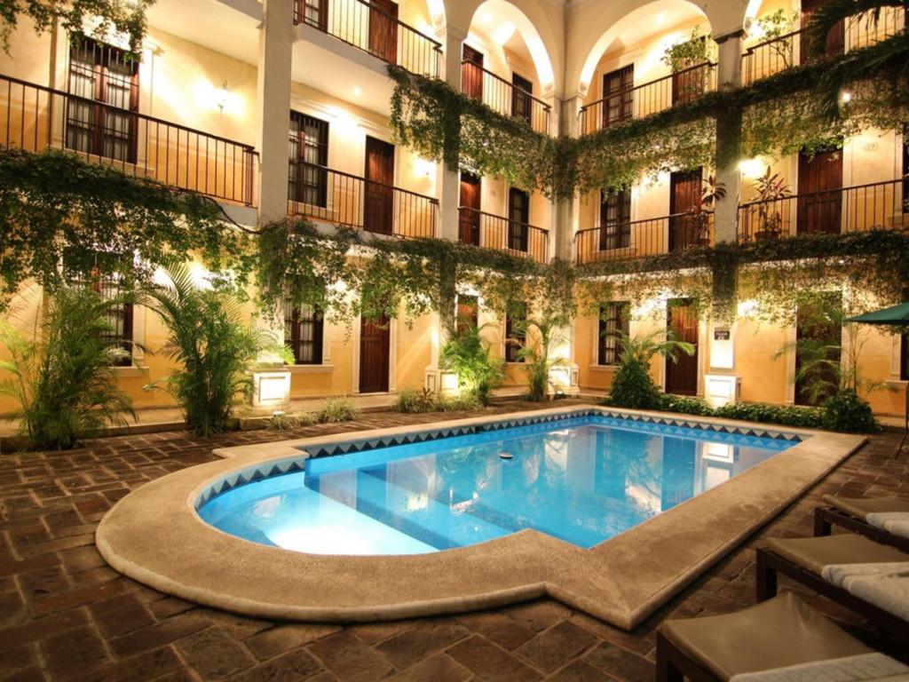 Hotel La Misión de Fray Diego **** in Mérida