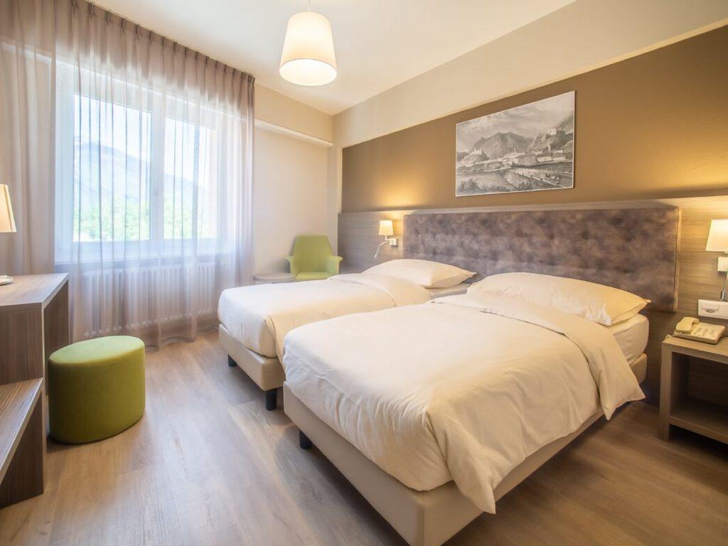 Hotel Unione*** in Bellinzonia