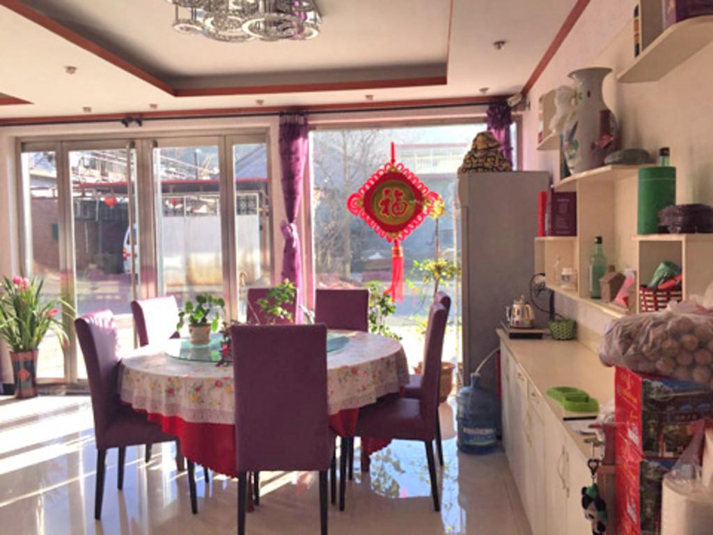 einfaches Gästehaus in Huangyaguan