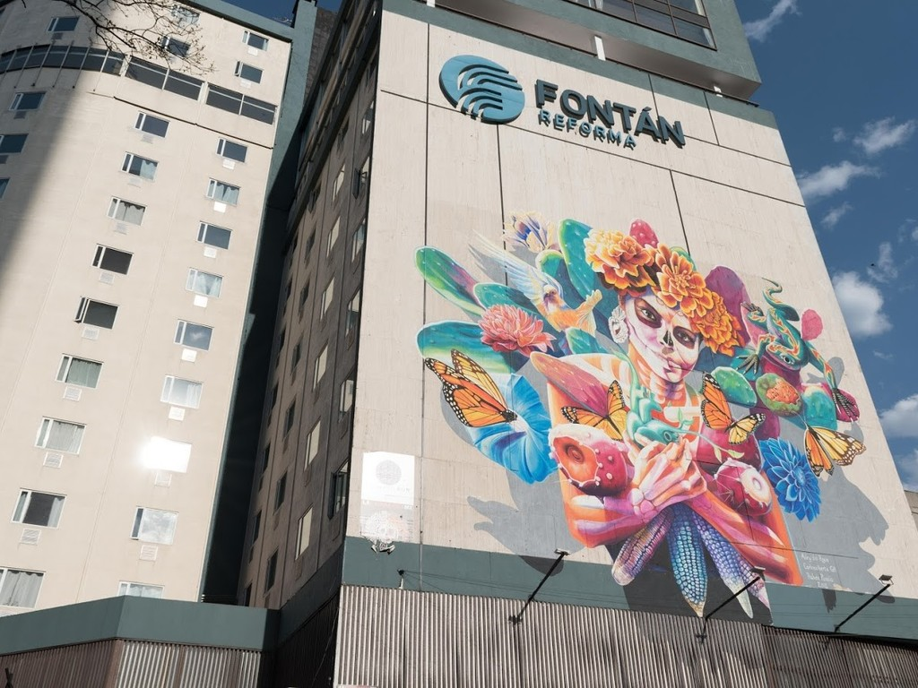 Fontán Reforma **** in Mexiko-Stadt