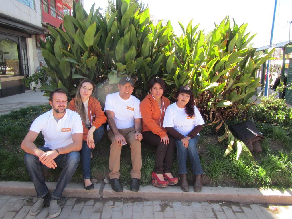 Unser Team in Peru, Bolivien und Brasilien