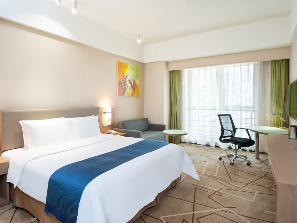 Hotel Holiday Inn Express Chengdu West*** in Chengdu