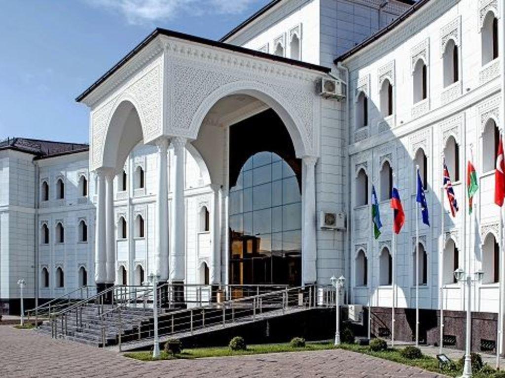 Hotel Bek*** in Samarkand