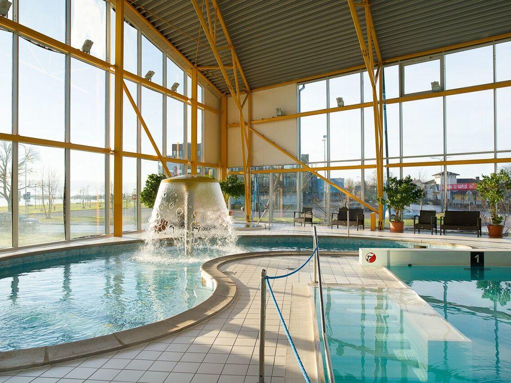 Spa Hotel Rüütli *** in Kuressaare