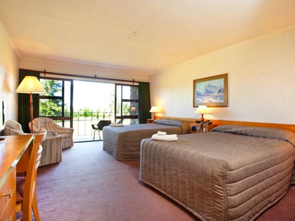 Hotel McKenzie Country *** in McKenzie Country
