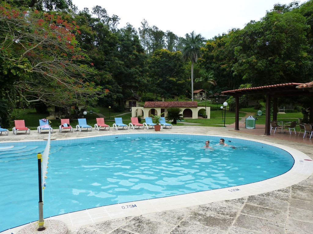 Hotel Rancho San Vicente *** im Viñales-Tal