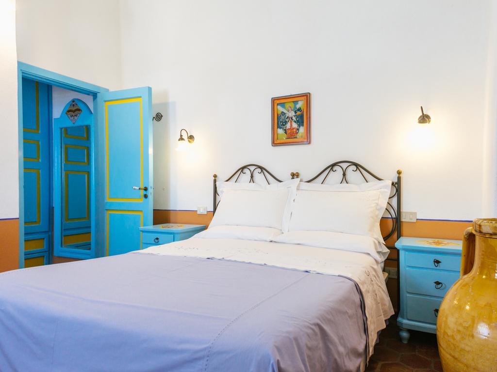 Hotel Mamma Santina*** auf Salina