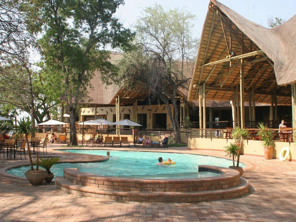 Chobe Safari Lodge **** am Chobe-Nationalpark