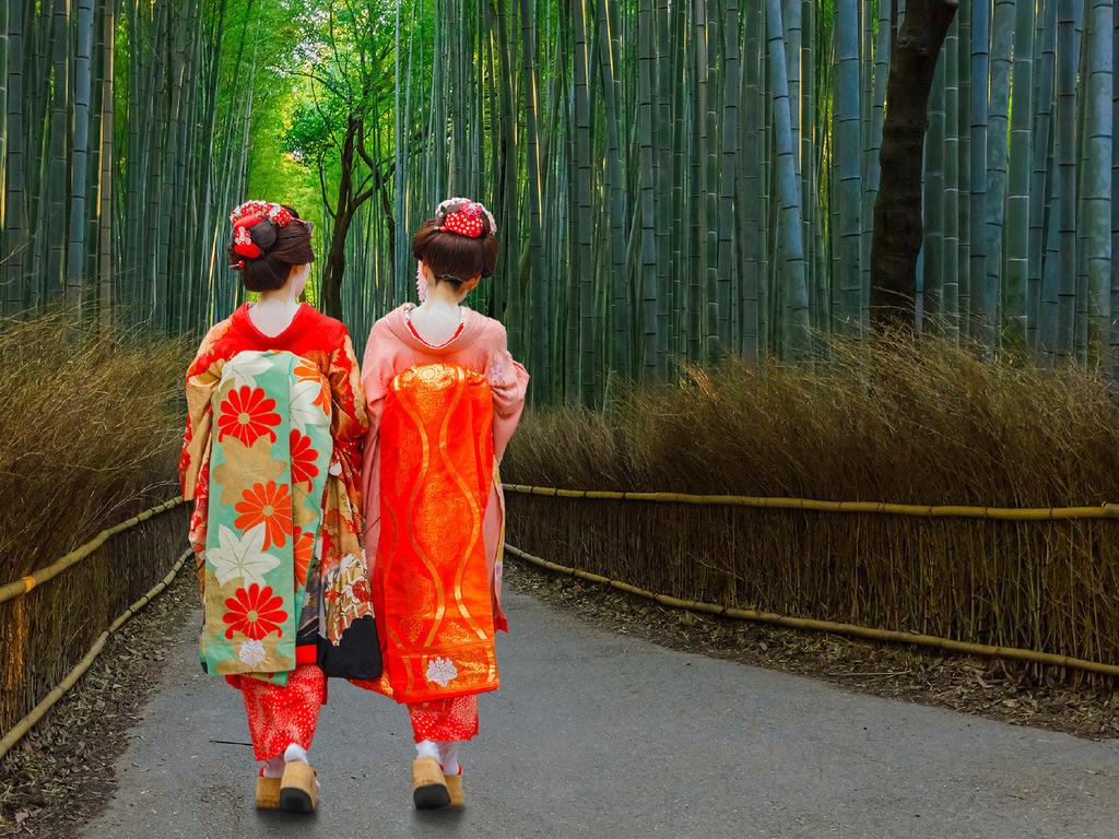 Kyoto: frei für eigene Entdeckungen