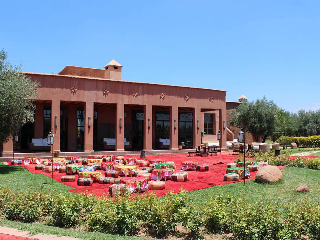 Hotel Quaryati **** in Douar Tounsi