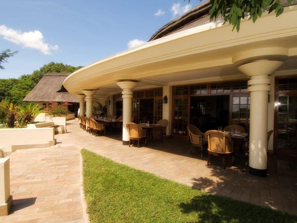Ilala Lodge **** in Victoria Falls