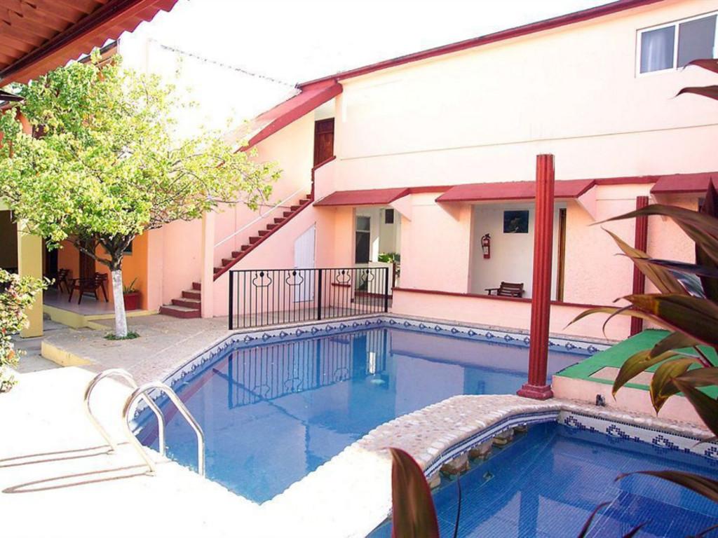 Hotel Mallorca **(*) in Palenque