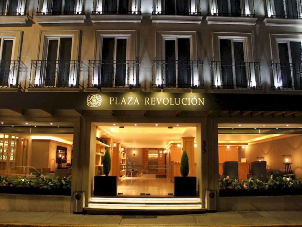 Hotel Plaza Revolución *** in Mexiko Stadt