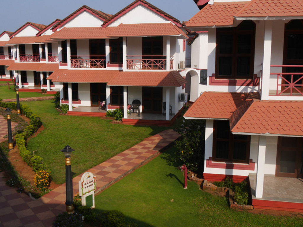 Nanu Beach Resort ***(*) in Goa