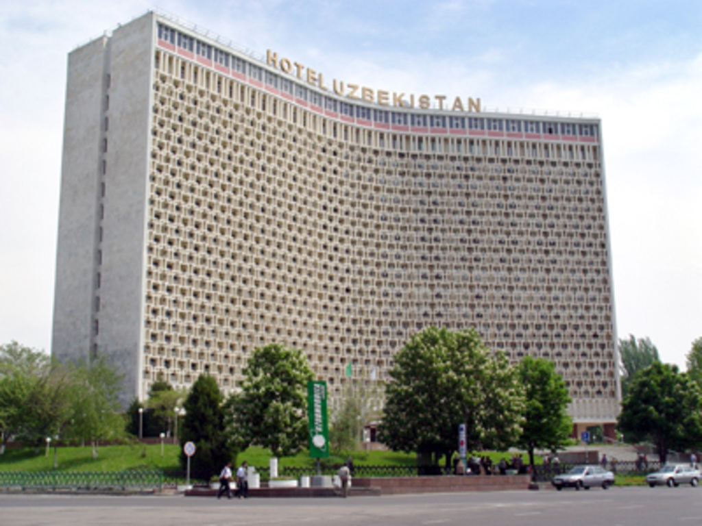 Hotel Usbekistan**(*) in Taschkent