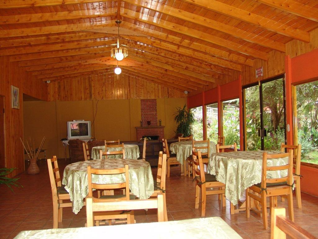 Suria Lodge *** in San Gerardo de Dota