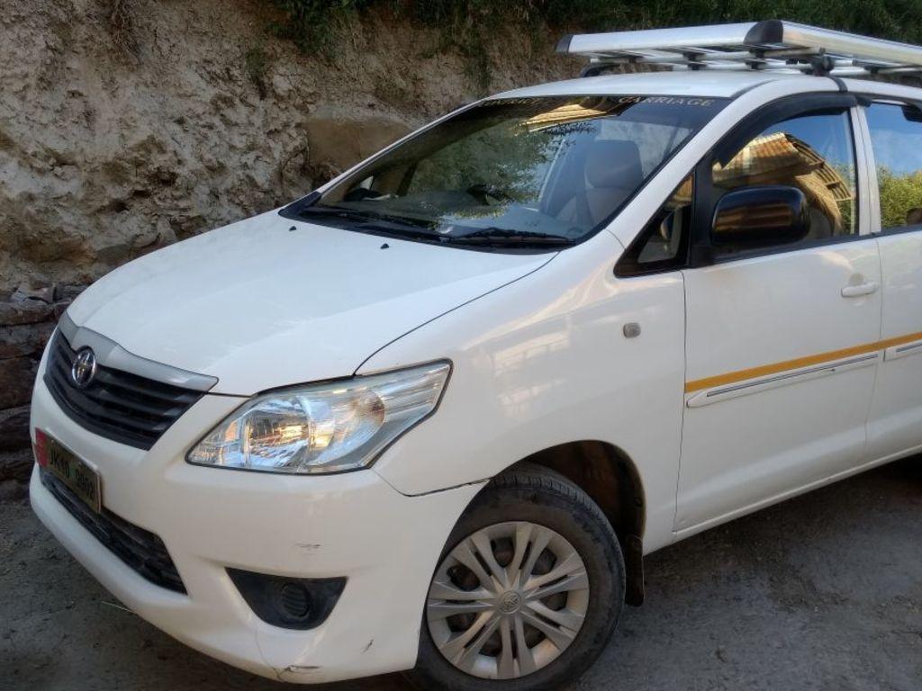 Beispielbild Fahrzeug in Ladakh