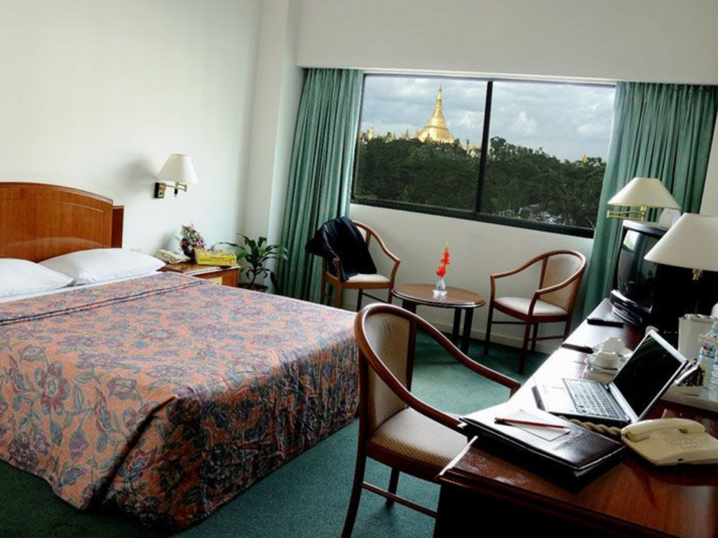 Hotel Summit Park View *** in Yangon
