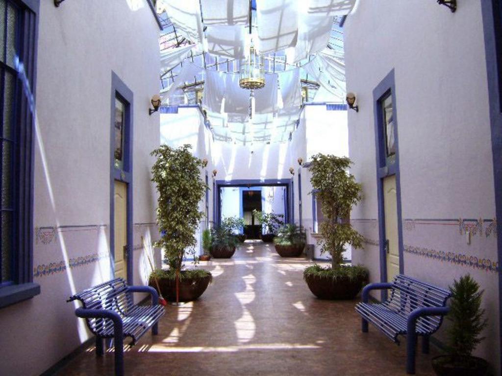 Hotel La Alhondiga **(*) in Puebla